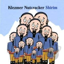 Shirim Klezmer Orchestra - Klezmer Nutcracker CD Cover Art