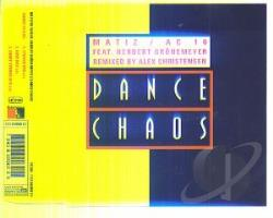 Matiz/Ac 16 - Dance Chaos CD Cover Art