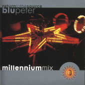 Blu, Peter - Millennium Mix CD Cover Art