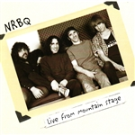 NRBQ - Live from Mountain Stage CD Cover Art