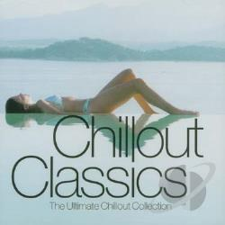 Chillout Classics CD Cover Art