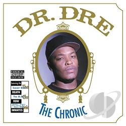 Dr. Dre - Chronic LP Cover Art