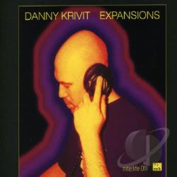 Krivit, Danny - Expansions CD Cover Art