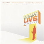 Jackson, Joe - Two Rainy Nights: Live in Seattle & Portland CD Cover Art
