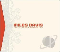 Davis, Miles - Cellar Door Sessions 1970 CD Cover Art