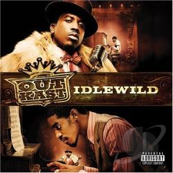 Outkast - Idlewild CD Cover Art