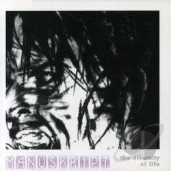 Manuskript - Diversity CD Cover Art