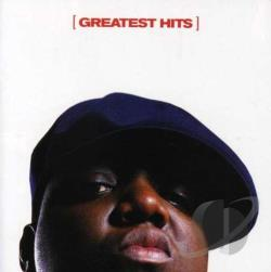 Notorious B.I.G. - Greatest Hits CD Cover Art