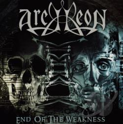 Archeon - End of the Weakness CD Cover Art