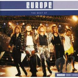Europe - Best Of Europe CD Cover Art