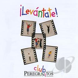 Club Peregrinitos - Levantate CD Cover Art