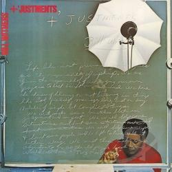 Withers, Bill - Plus Justments CD Cover Art
