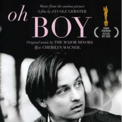 Oh Boy Soundtrack CD Cover Art
