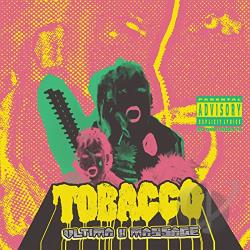 Tobacco (Black Moth Super Rainbow) - Ultima II Massage CD Cover Art