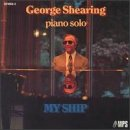 Shearing, George - My Ship CD Cover Art