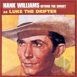 Williams, Hank - Beyond the Sunset CD Cover Art
