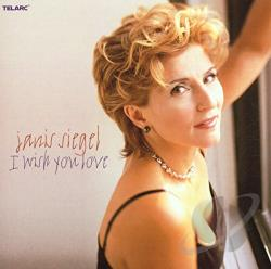 Siegel, Janis - I Wish You Love CD Cover Art