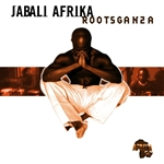 Jabali Afrika - Rootsganza CD Cover Art
