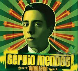 Mendes, Sergio - Timeless CD Cover Art