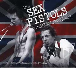 Sex Pistols - Sex Pistols CD Cover Art