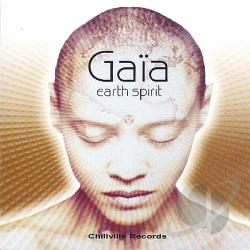 Gaaa - Earth Spirit CD Cover Art
