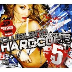 Clubland xtreme hardcore 3 titres liste