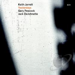 DeJohnette, Jack / Jarrett, Keith / Peacock, Gary - Yesterdays LP Cover Art