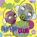 Lehel, Peter / Schindler, Peter - Hoppel Hoppel Rhythm Club, Vol. 3: Jazz for Kids CD Cover Art