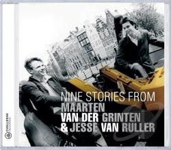 Van Der Grinten, Maarten - Nine Stories CD Cover Art