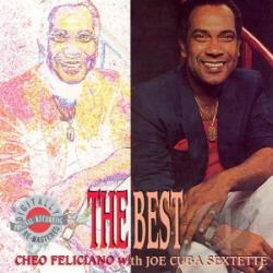 Feliciano, Cheo - Best CD Cover Art