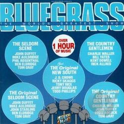 Bluegrass: World's Greatest Show CD Cover Art