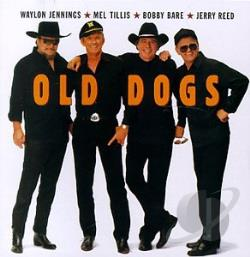 Old Dogs - Old Dogs CD Cover Art