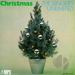 Singers Unlimited - Christmas CD Cover Art