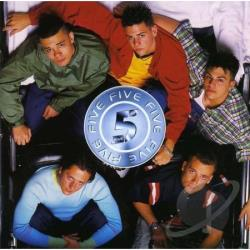 Five - Five (+bonus Cd) CD Cover Art