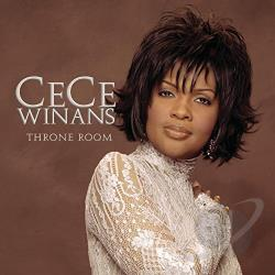 Winans, Cece - Throne Room CD Cover Art
