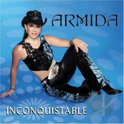 Armida - Inconquistable CD Cover Art