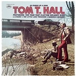 Hall, Tom T. - In Search Of A Song CD Cover Art