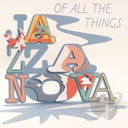 Jazzanova - Of All the Things CD Cover Art