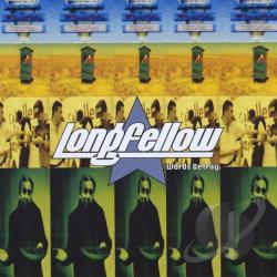 Longfellow - Words Betray CD Cover Art