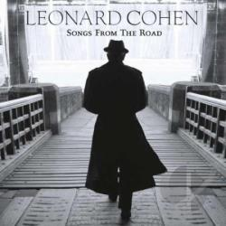 Cohen, Leonard - Songs from the Road LP Cover Art