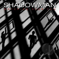 Shadowman - Watching Over You CD Cover Art