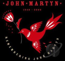 Martyn, John - Remembering John Martyn CD Cover Art
