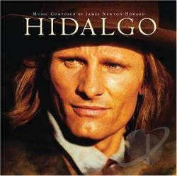 Howard, James Newton - Hidalgo (Music Composed by James Newton Howard CD Cover Art
