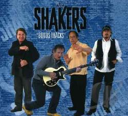 Los Shakers - Los Shakers CD Cover Art