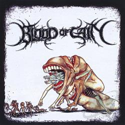 Blood of Cain CD Cover Art