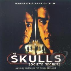 Skulls CD Cover Art