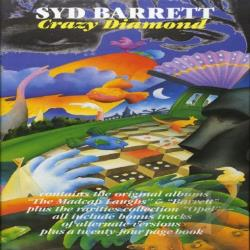 Barrett, Syd - Crazy Diamond CD Cover Art