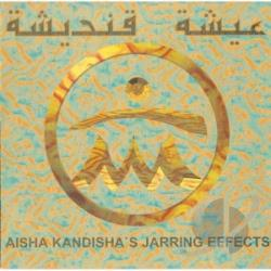 Aisha Kandisha's Jarring Effects - Haoul-Live From Tour CD Cover Art