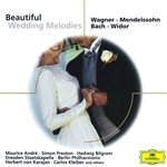 Beautiful Wedding Melodies CD Cover Art