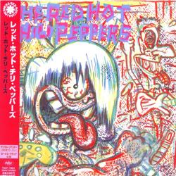 Red Hot Chili Peppers - By the Way CD Cover Art